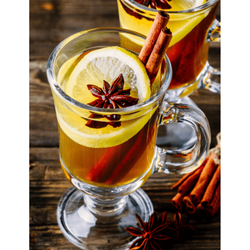 Infused Hot Toddy