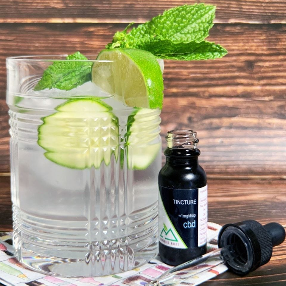"""Featured image for """"Coconut Mint Cooler"""""""
