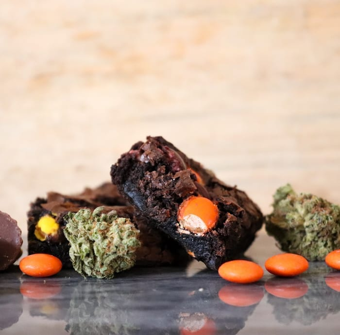 """Featured image for """"Berkshire Roots 420 Rocky Mountain High Brownies"""""""