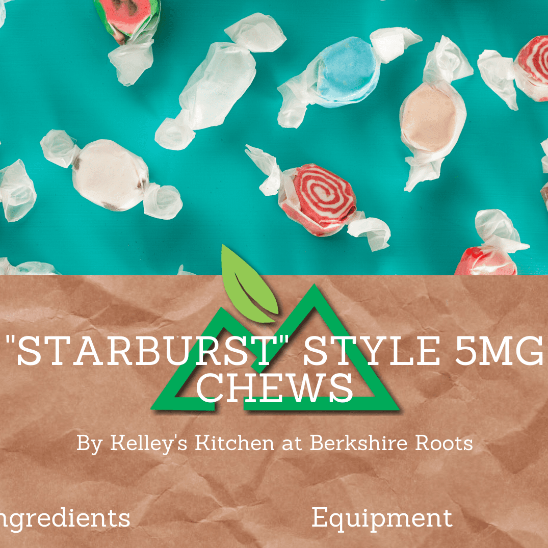 """Featured image for """"""""STARBURST STYLE"""" 5MG CHEWS"""""""