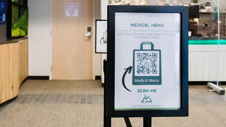 Berkshire Roots Medical Marijuana Menu