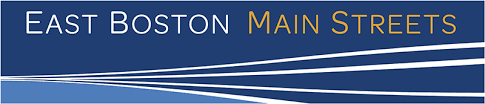 East Boston Main Streets logo