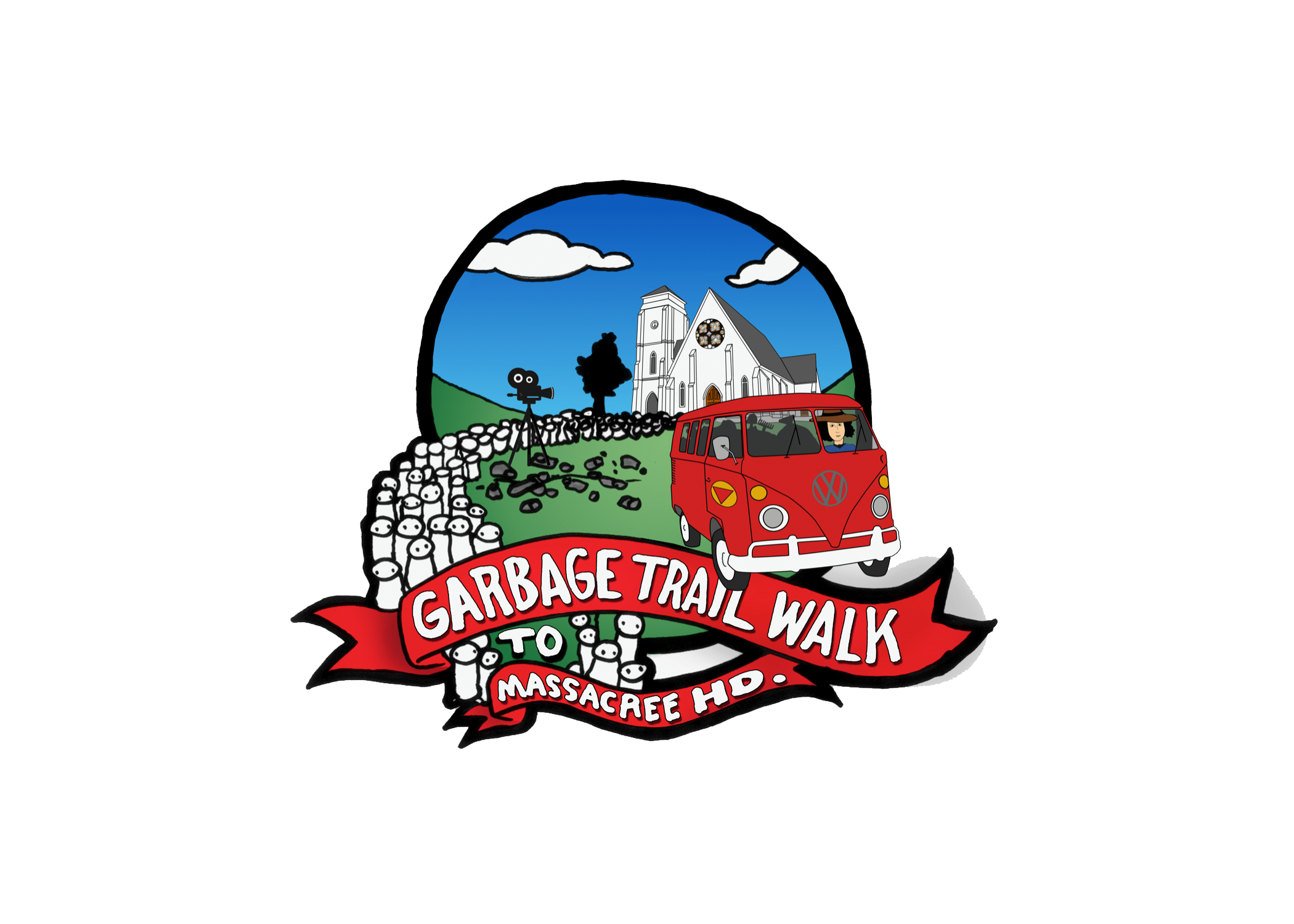 Garbage Trail Walk for Huntington's Disease